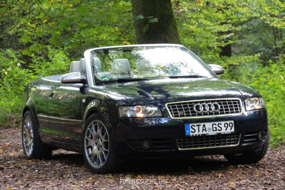 Audi A4 Cabriolet (8H7, 8HE) S4 quattro S4 Bild 757733