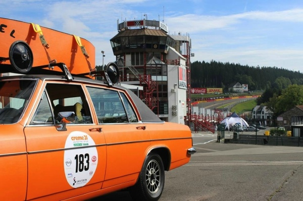Creme21 Rallye – Gumballfeeling in Deutschland:  (Bild 5)