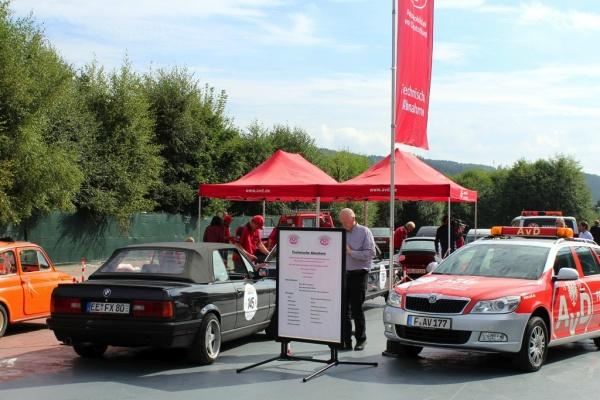 Creme21 Rallye – Gumballfeeling in Deutschland:  (Bild 25)