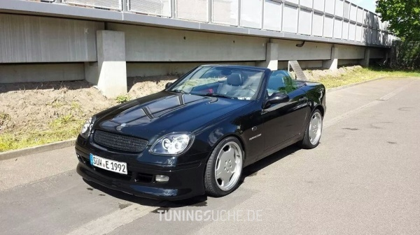 Mercedes Benz SLK (R170) 03-1999 von Eser - Bild 779366