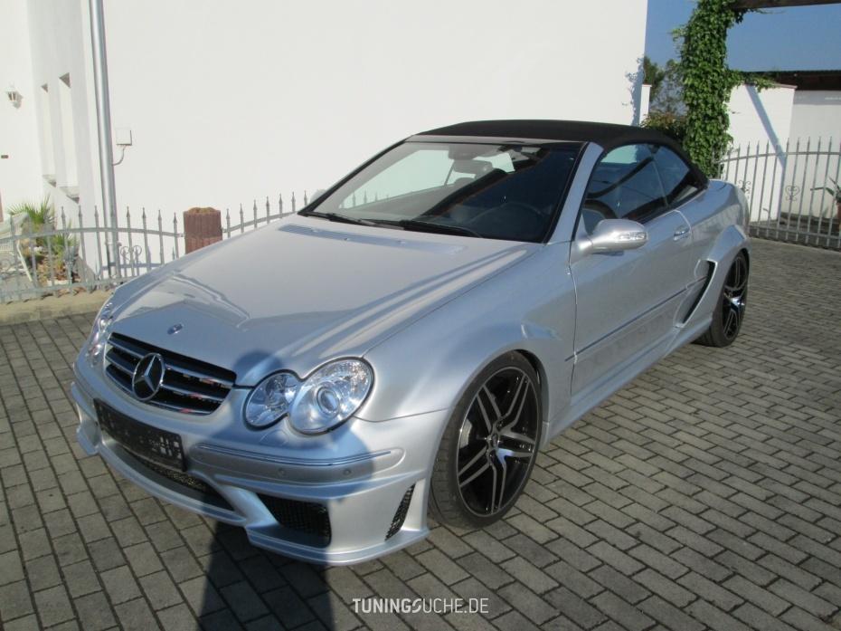 Mercedes Benz CLK Cabriolet (A209) 320 CDI Black Series Umbau Bild 772469