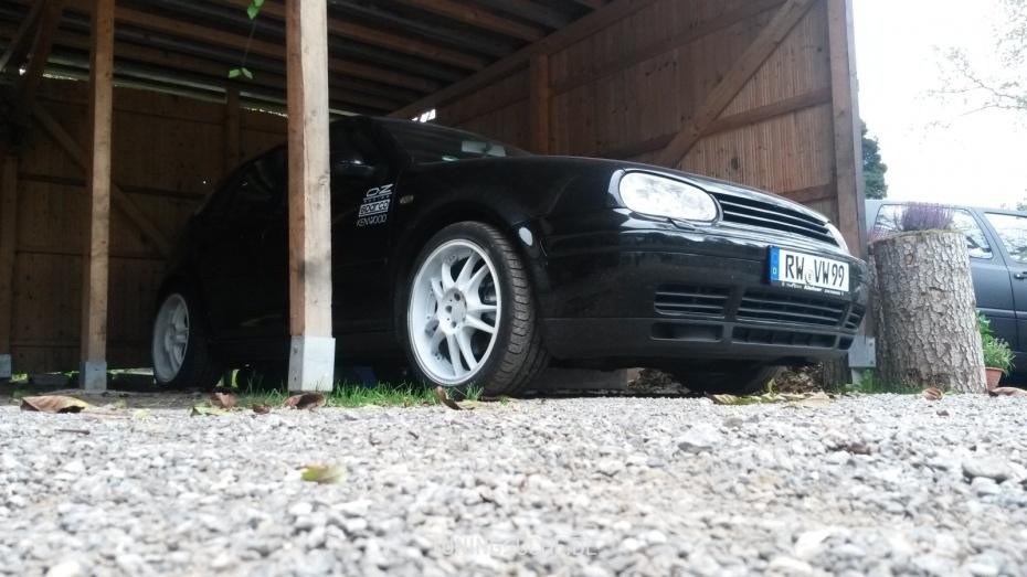 VW GOLF IV (1J1) 1.8 T GTI Bild 779521