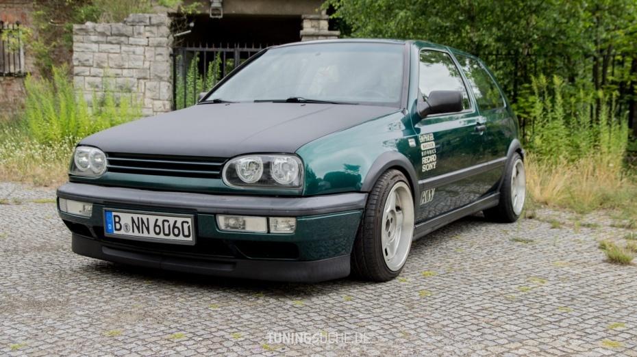 VW GOLF III (1H1) 1.8  Bild 779831