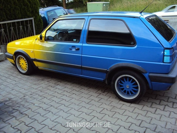 VW GOLF II (19E, 1G1) 03-1991 von Gta - Bild 779928
