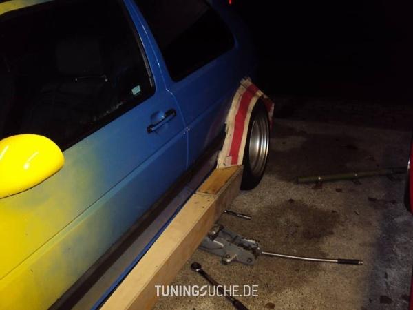 VW GOLF II (19E, 1G1) 03-1991 von Gta - Bild 779930