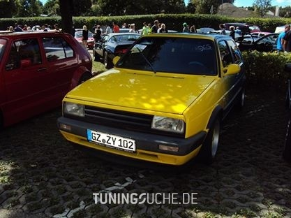 VW GOLF II (19E, 1G1) 03-1991 von Gta - Bild 779931