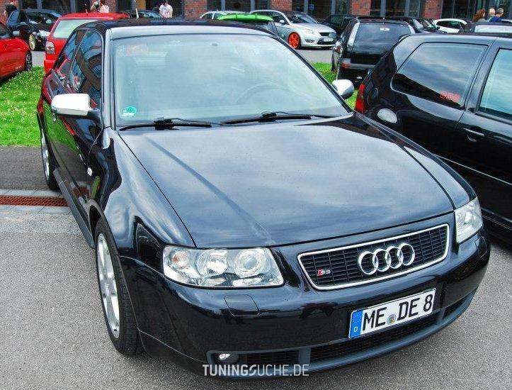 Audi A3 (8L1) S3 quattro  Bild 780104