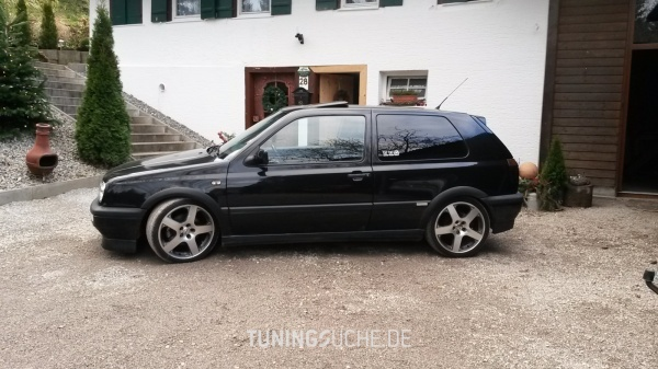 VW GOLF III (1H1) 12-1995 von Golf_mk3 - Bild 780189