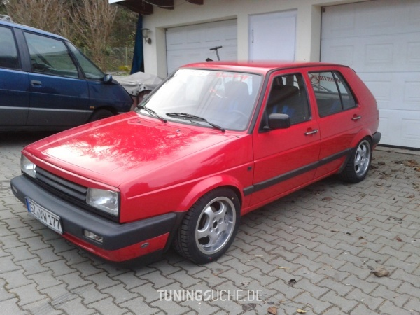 VW GOLF II (19E, 1G1) 05-1991 von Gta - Bild 780259