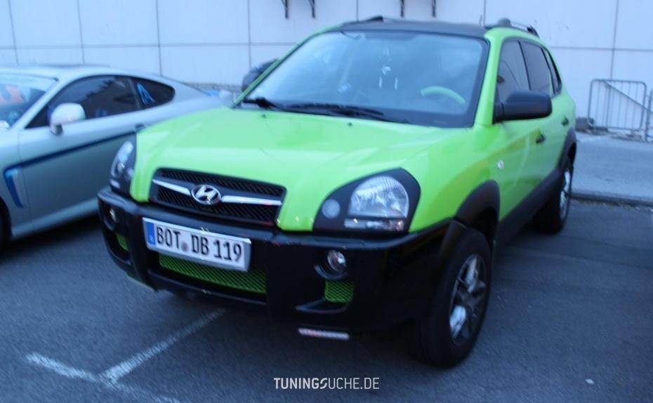 Hyundai TUCSON (JM) 2.0  Bild 759203