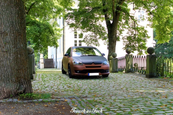 French Brownie - Citroen C4 Coupé Tuning à la French:  (Bild 5)