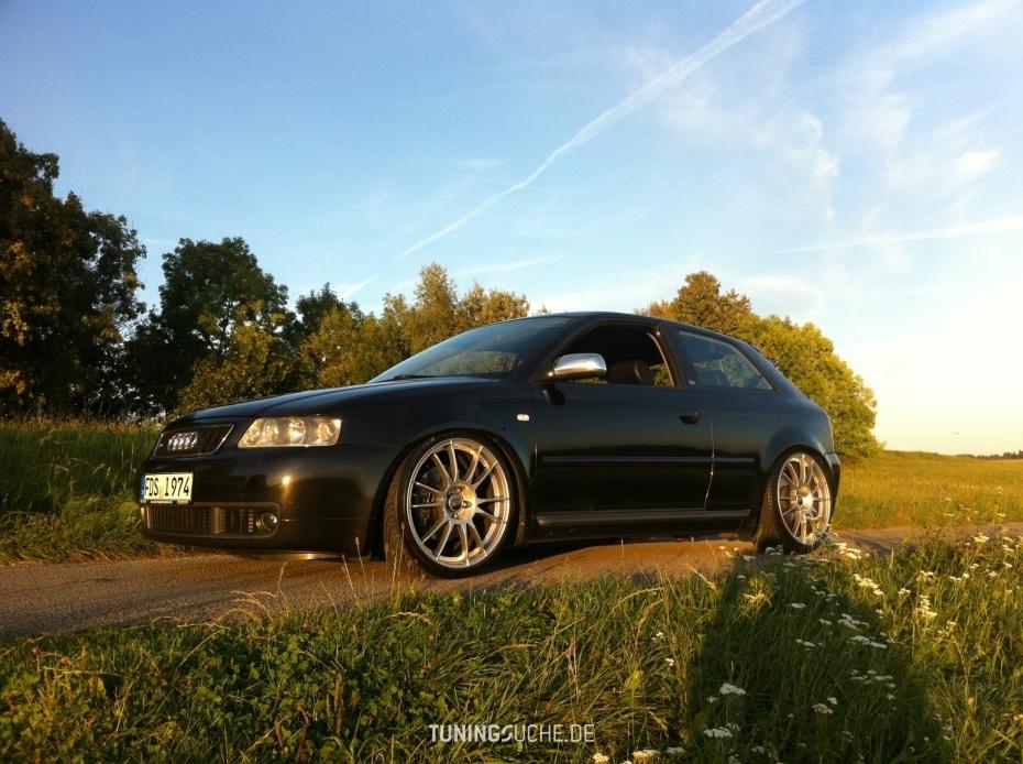 Audi A3 (8L1) S3 quattro  Bild 759357