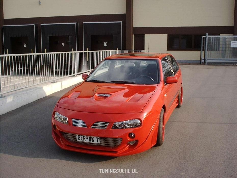Nissan ALMERA I (N15) 2 l  Bild 780922