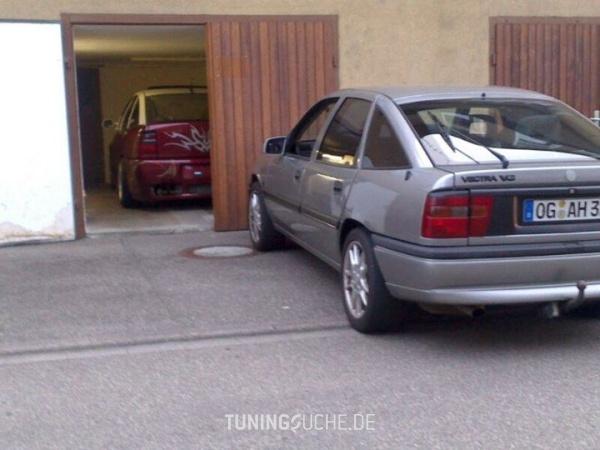 Opel VECTRA A CC (88, 89) 04-1994 von Fufu - Bild 763295