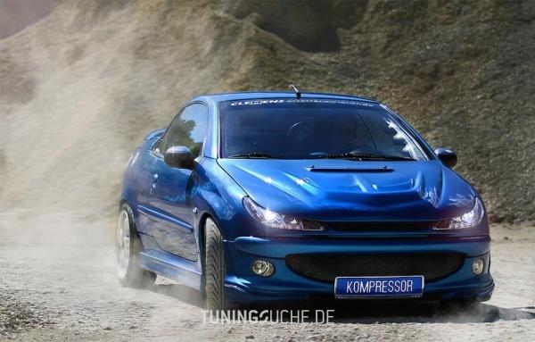 Peugeot 206 CC (2D) 03-2002 von Blaukompressor - Bild 774099
