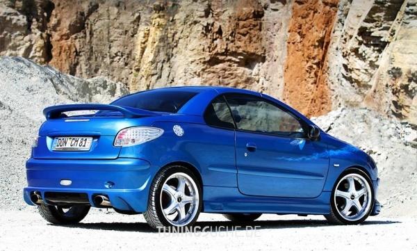 Peugeot 206 CC (2D) 03-2002 von Blaukompressor - Bild 774103