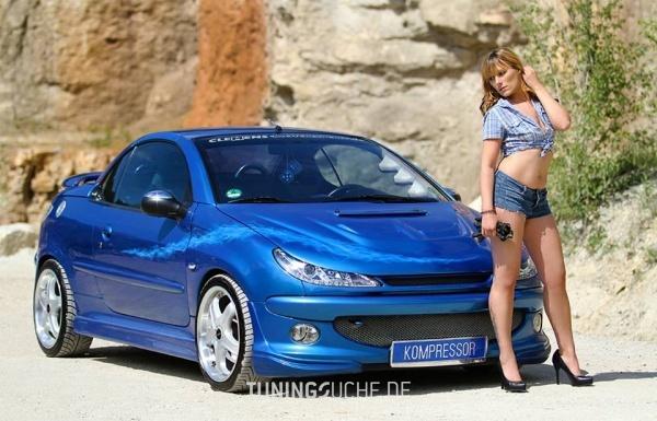 Peugeot 206 CC (2D) 03-2002 von Blaukompressor - Bild 774223