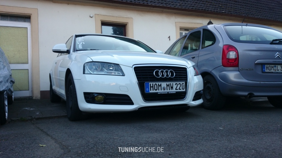 Audi A3 Sportback (8PA) 2.0 TDI  Bild 763581