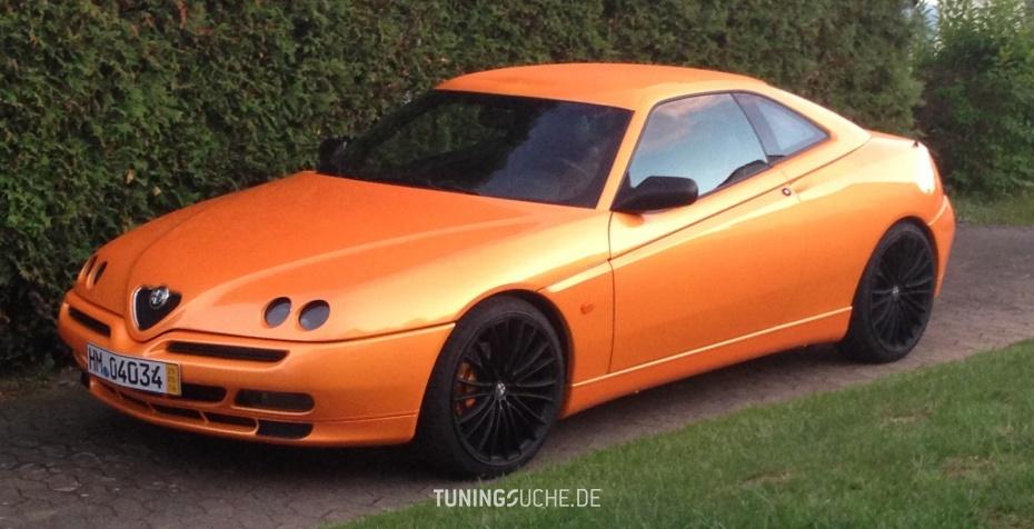 Alfa Romeo GTV (916C) 3.0 V6 24V Black Edition Bild 792170