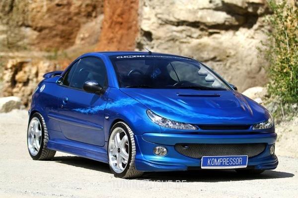 Peugeot 206 CC (2D) 03-2002 von Blaukompressor - Bild 775111