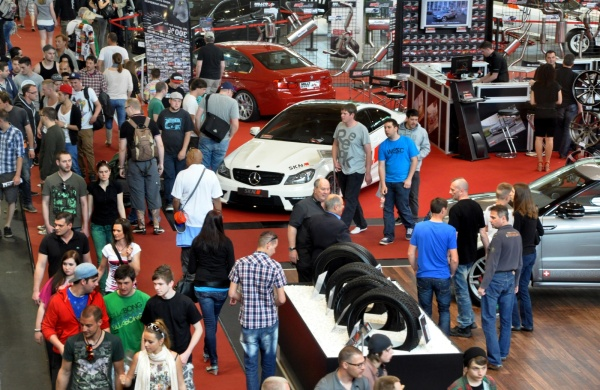 TuningWorld: Sidney Hoffmann bringt automobile Träume unter den Hammer:  (Bild 2)