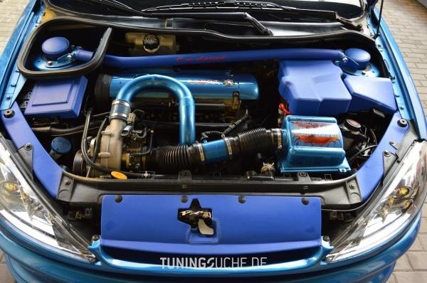Peugeot 206 CC (2D) 03-2002 von Blaukompressor - Bild 764808