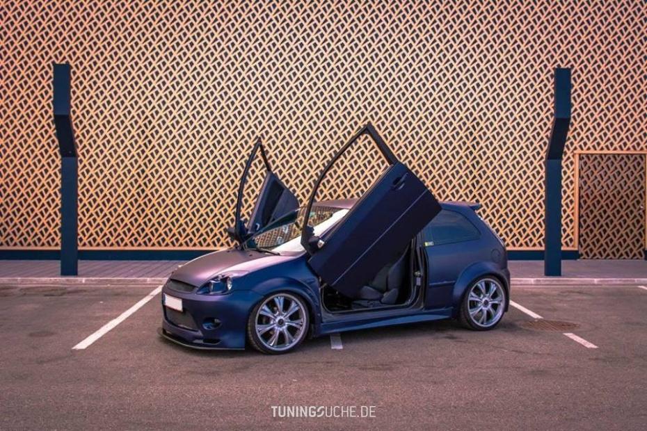 Ford FIESTA V (JH, JD) 1.6 TDCi Sport TDCi Bild 791359