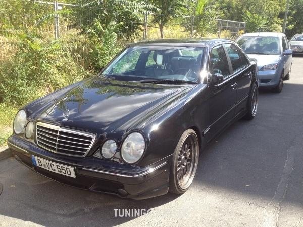 Mercedes Benz E-KLASSE (W210) 04-2001 von E55AMGfahrer - Bild 762122