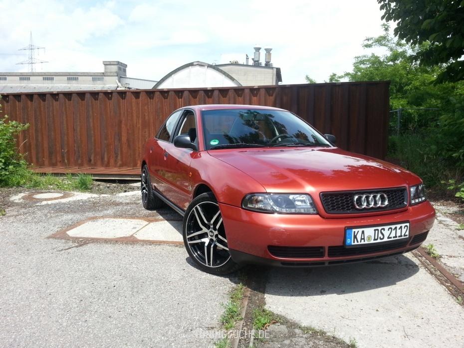 Audi A4 (8D2, B5) 1.6  Bild 762307