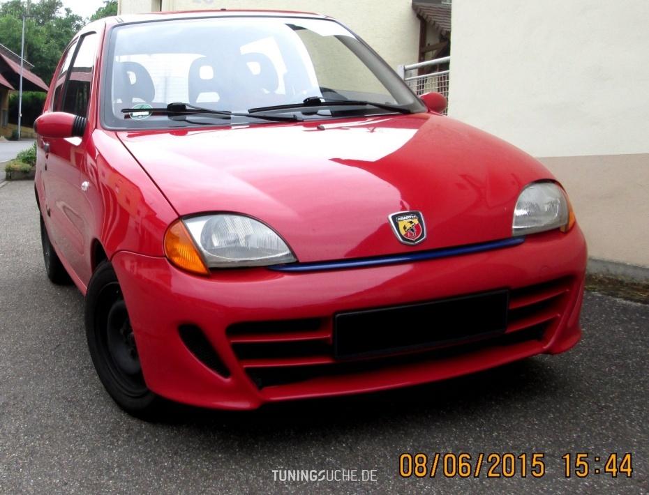 Fiat SEICENTO (187) 1.1  Bild 791982