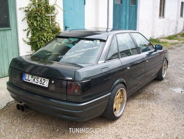 Audi 90 (89, 89Q, 8A, B3) 08-1987 von Lechtaler - Bild 762382