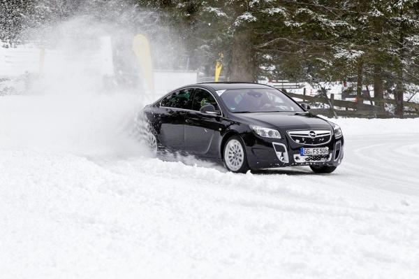 Gewinnspiel: Mit Sonax zum Opel Wintertraining:  (Bild 2)