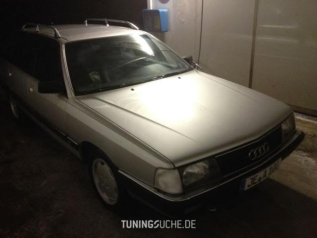 Audi 100 (44, 44Q, C3) 2.3 E  Bild 763084