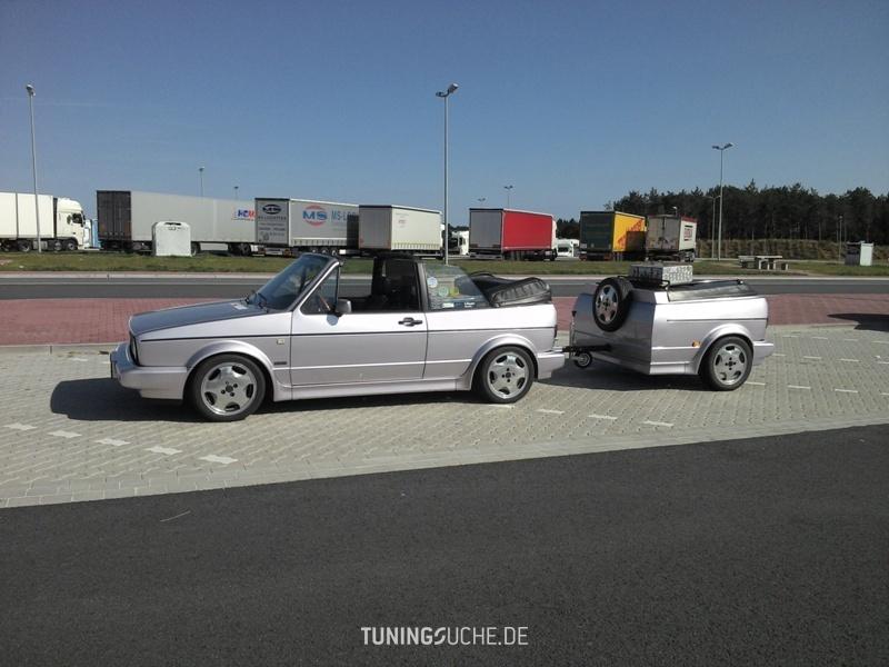 VW GOLF I Cabriolet (155) 1.8 Fashionline Bild 794058