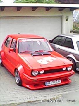 VW GOLF I (17) 04-1983 von Gta - Bild 778078