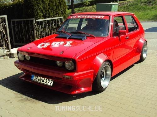 VW GOLF I (17) 04-1983 von Gta - Bild 778088