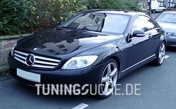Mercedes Benz S-KLASSE Coupe (C216) 09-2007 von cj-fks - Bild 798526