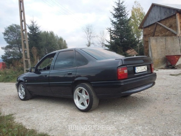 Opel VECTRA A CC (88, 89) 05-1994 von AtyVMZ - Bild 817339