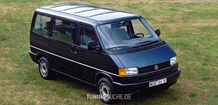 VW TRANSPORTER T4 Bus (70XB, 70XC, 7DB, 7DW) 2.5  Bild 817294