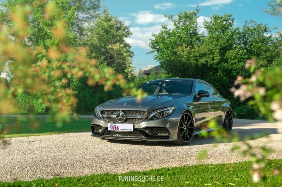 Mercedes-AMG C 63 Coupé mit Biss  Bild 807338