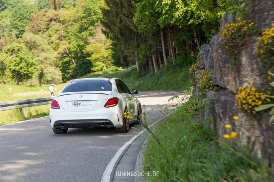 Mercedes-AMG C 63 Coupé mit Biss  Bild 807343