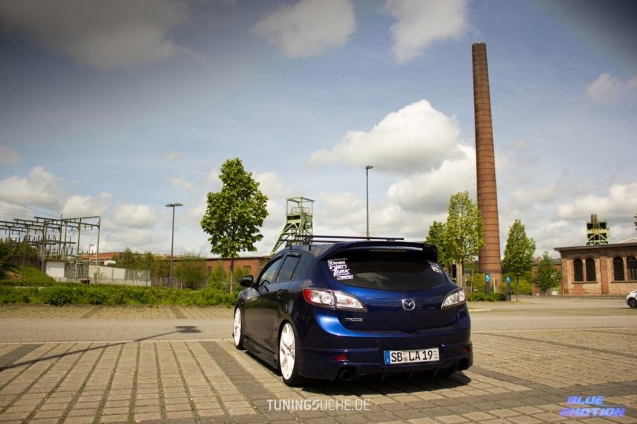 Mazda 3 (BL) 2.0 MZR DISI Exclusive-Line Bild 807358