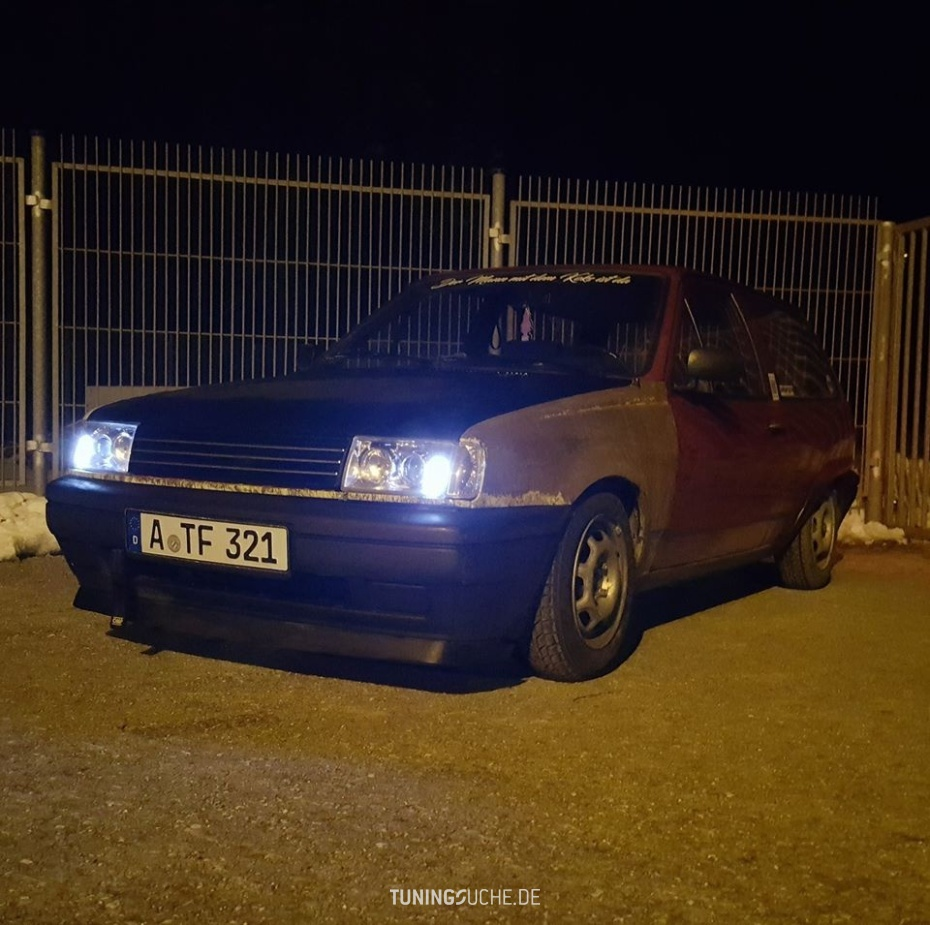 VW POLO Kasten (86CF) 1.0  Bild 807879