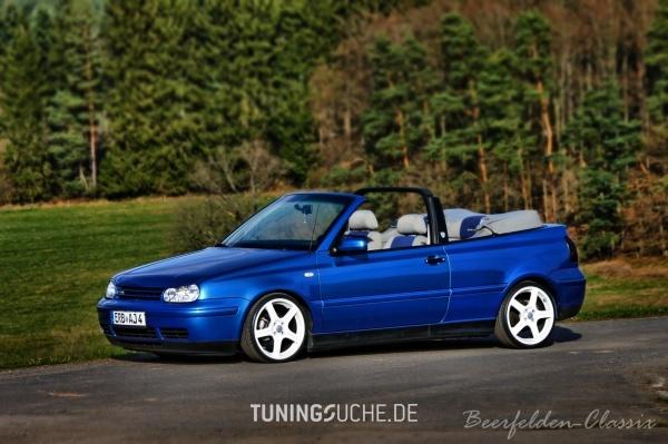 VW GOLF IV Cabriolet (1E7) 04-2001 von Redsideoflife - Bild 808150