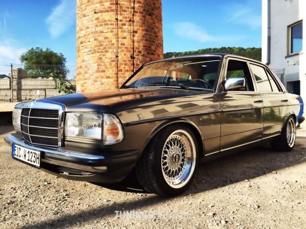 Mercedes Benz E-KLASSE (W124) 05-1984 von Mulle - Bild 808382