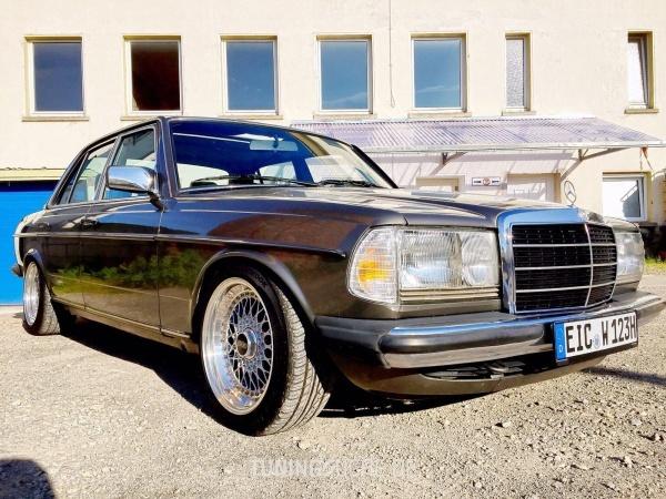 Mercedes Benz E-KLASSE (W124) 05-1984 von Mulle - Bild 808385