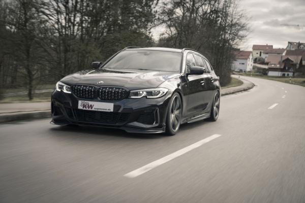 KW Gewindefahrwerke: Fahrwerkslösungen jetzt für BMW 3er (G21) Touring mit xDrive erhältlich: © KW automotive (Bild 1)
