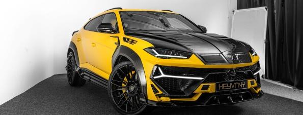Lamborghini Urus mit 820 PS von Keyvany: Tuning at its finest!