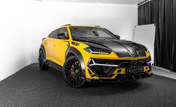 Lamborghini Urus mit 820 PS von Keyvany: Tuning at its finest!:  (Bild 1)