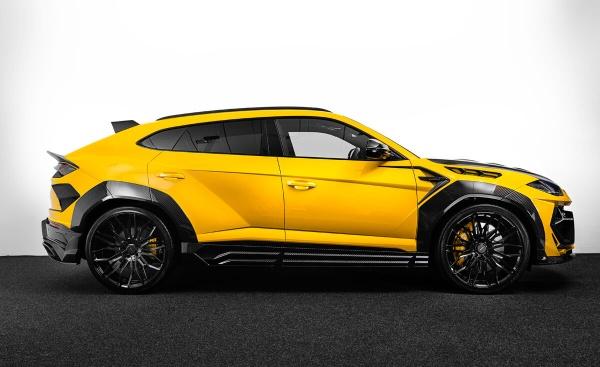 Lamborghini Urus mit 820 PS von Keyvany: Tuning at its finest!:  (Bild 2)